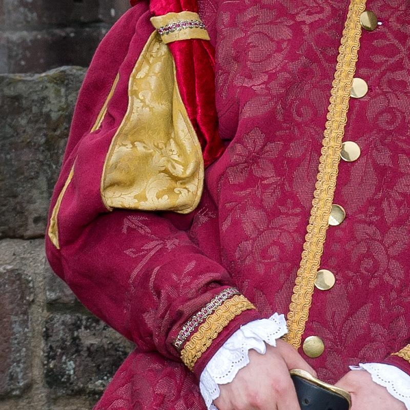 Historisches Gewand Renaissance Mann GI 2 Giorgio, der elegante Galan renaissance mode mittelalter barock rokoko kostÃ