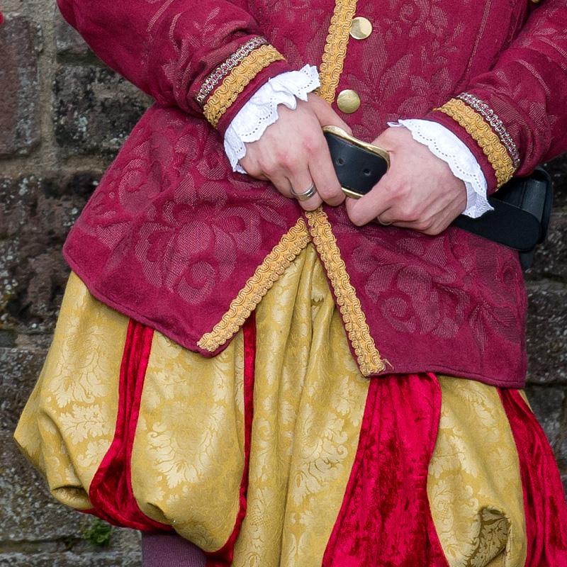 Historisches Gewand Renaissance Mann GI 3 Giorgio, der elegante Galan renaissance mode mittelalter barock rokoko kostÃ