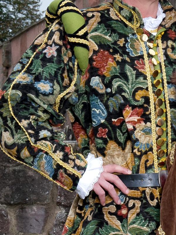 Renaissance Gewand RA 2 Riccia und Amadeo, die stolze Herrschaft renaissance mode mittelalter barock rokoko kostÃ