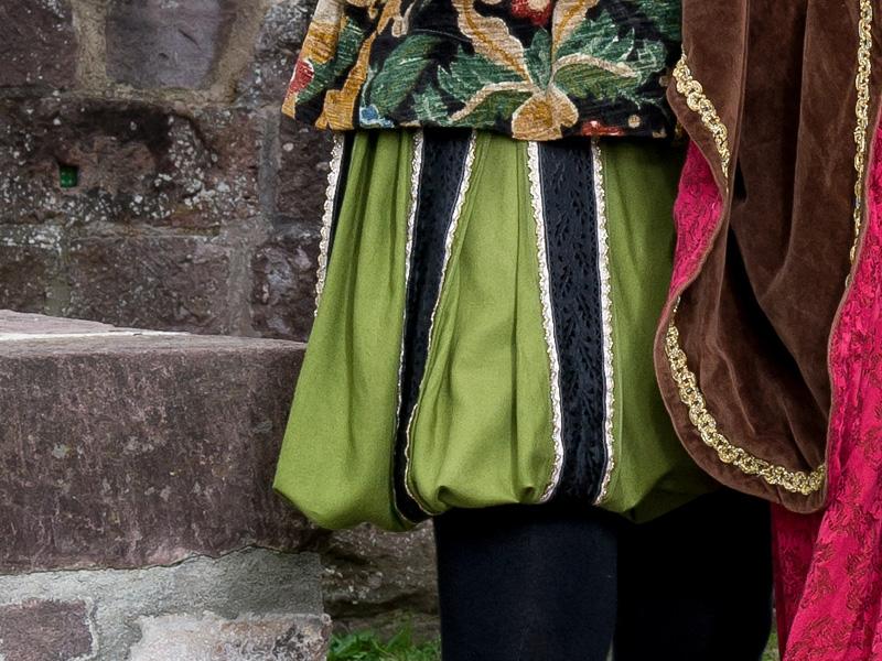 Renaissance Gewand RA 5 Riccia und Amadeo, die stolze Herrschaft renaissance mode mittelalter barock rokoko kostÃ