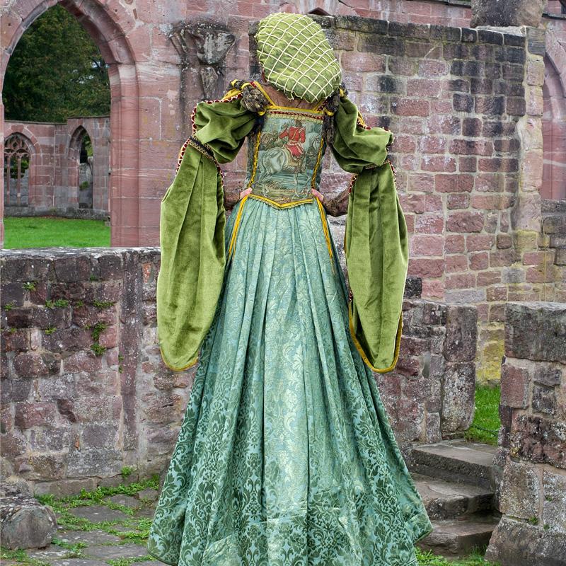 Renaissance Kleidung Frau EL 2 Elsbeth, die ruhmreiche Gewandmacherin renaissance mode mittelalter barock rokoko kostÃ