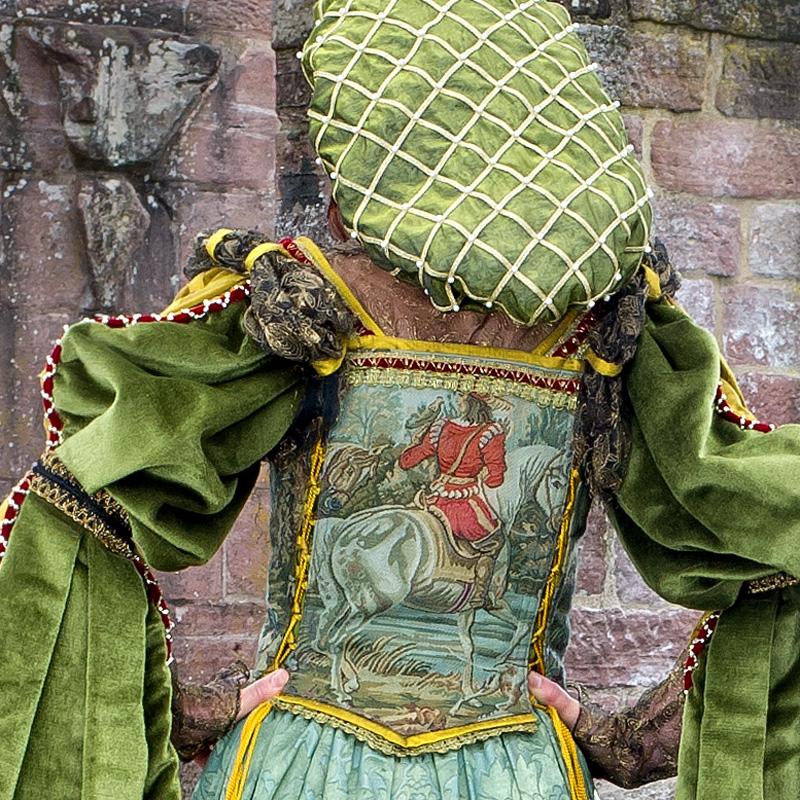 Renaissance Kleidung Frau EL 3 Elsbeth, die ruhmreiche Gewandmacherin renaissance mode mittelalter barock rokoko kostÃ