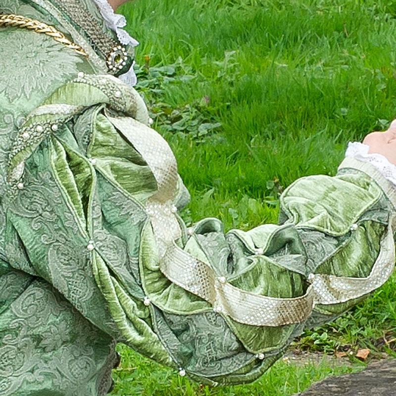 renaissance gewand kleid jacke hose CC 6 Clarice und Cosimo, die feinen Edelleute renaissance mode mittelalter barock rokoko kostÃ